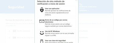 Cómo configurar tu cuenta de Microsoft para poder recuperarla si la pierdes o te hackean