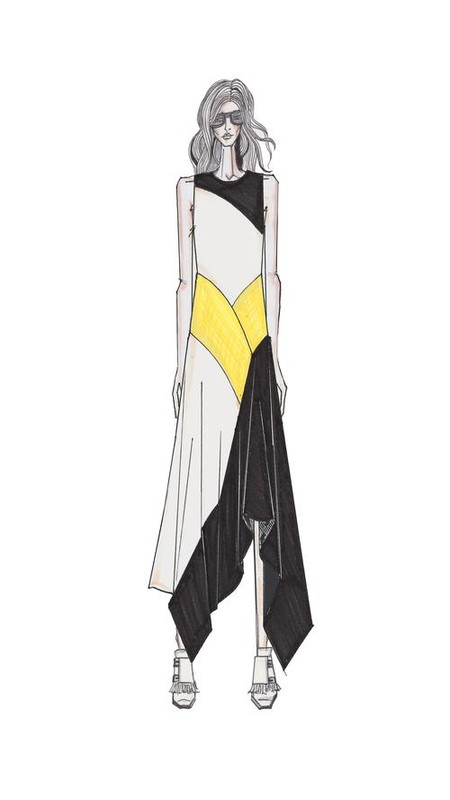 Colorblock Dress Illustration Bf6f7781 933f 4d8e Ab3a Ed144cb31533 500x