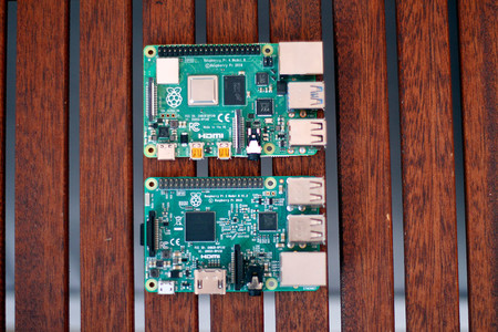 Raspberry Pi 4 9