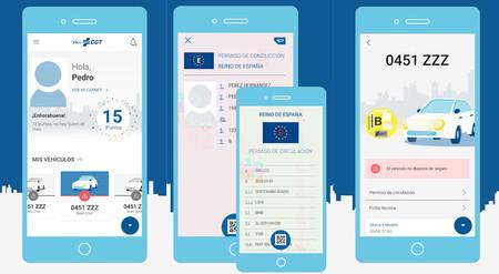 La app 'mi DGT' vuelve a Google Play: ya está disponible la versión de Android para todos los usuarios