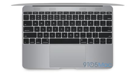 Apple podría lanzar una nueva Macbook Air de 12 pulgadas, éste sería su diseño