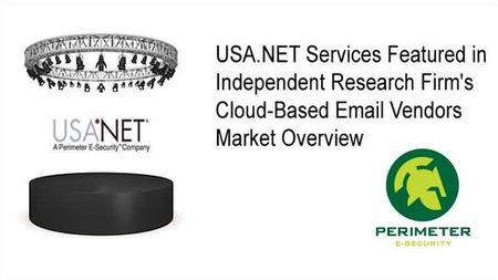 Perimeter E-Security, servicio de e-mail seguro para pymes basado en la nube