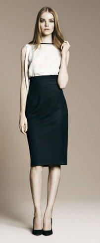 Zara Otoño-Invierno 2010/2011 falda