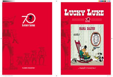 Mama Dalton 010 Pda C Lucky Luke