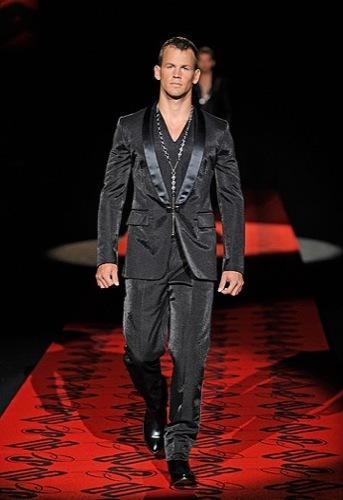 Foto de Dirk Bikkembergs, Primavera-Verano 2010 en la Semana de la Moda de Milán (10/10)