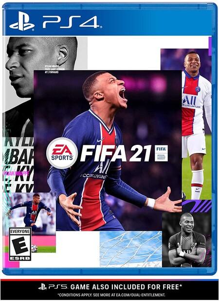 FIFA 21 de oferta para PlayStation 4 en México