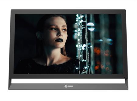 Eizo pone a la venta Foris Nova, un monitor 4K de 22 pulgadas fabricado con tecnología AMOLED
