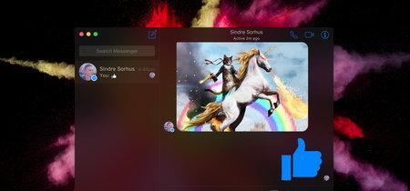Caprine, un elegante cliente de Facebook Messenger para el escritorio de Windows, Linux y Mac