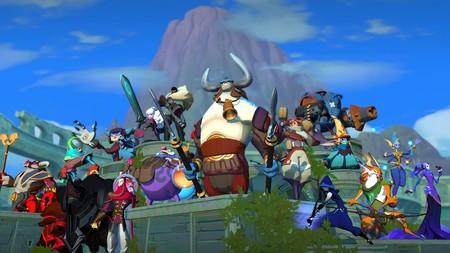 Los servidores de Gigantic cerrarán para siempre el 31 de julio y todos sus héroes pasan a ser gratuitos