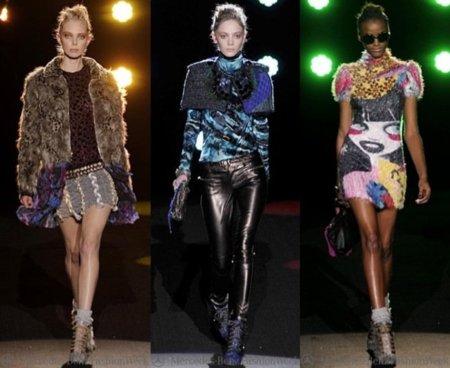 Semana de la Moda de Nueva York Custo Invierno 2010