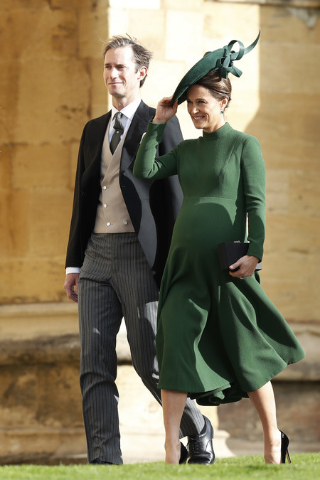 Boda De La Princesa Eugenia De York Y Jack Brooksbank Pippa Middleton