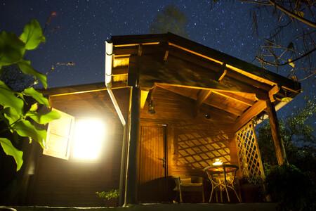 Alojamiento Airbnb Cabana Mulhacen En Guejar Sierra Andalucia Espana