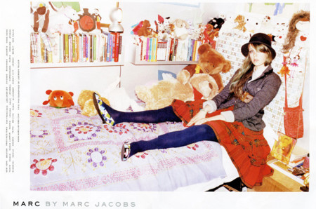 Marc by Marc Jacobs Edie Campbell