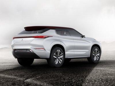 El Mitsubishi GT-PHEV Concept anticipa un tremendísimo SUV híbrido de 120 km eléctricos