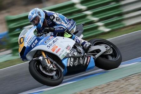 Román Ramos - Campeón de España de Moto2
