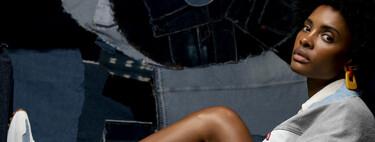 Levi's y New Balance se alían de nuevo en una colección donde la estética patchwork toma el control