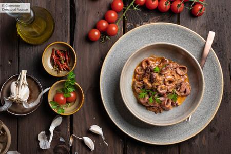 Chipirones a la provenzal: receta marinera con aires franceses llena de sabor mediterráneo