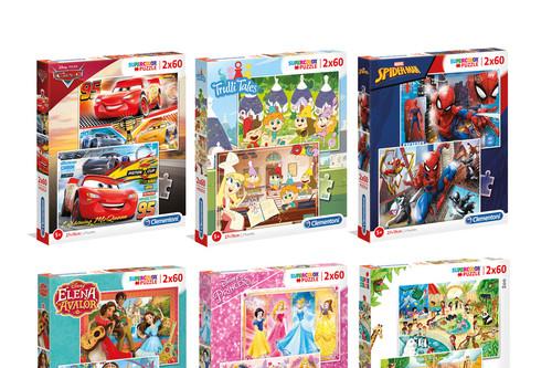 Puzzles Disney, Moto GP o en 3D  en oferta en El Corte Inglés con recogida rápida Click&Car