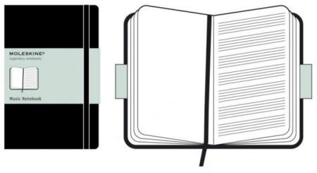 Moleskine Music Notebook large