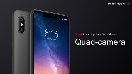Desde España: Xiaomi Redmi Note 6 Pro de 64GB por sólo 199 euros con este cupón de descuento