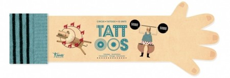 tattoos-circus