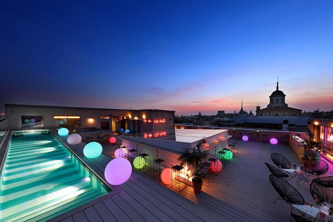 Abre En Madrid El Primer Hotel Lgtbi