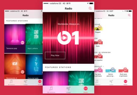 Apple Music va tomando forma con el adelanto de Radio en las betas de iOS 8.4 e iOS 9