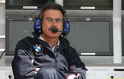 BMW intenta convencer a Alonso para el 2009