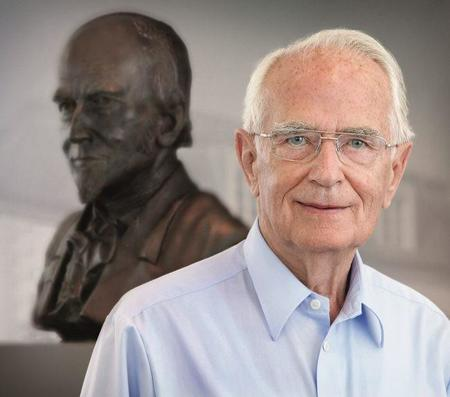 Entrevista a Walter Lange, el nonagenario propietario de A. Lange & Söhne