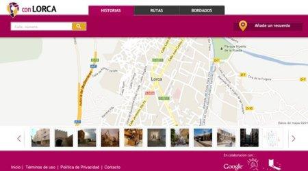 Con Lorca, proyecto de apoyo a la localidad murciana desarrollado por Google