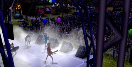 Jugamos unas horas a BigFest, el Theme Park de PS Vita basado en festivales de música