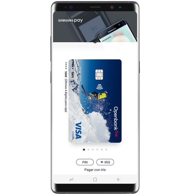 Openbank Samsung® Pay