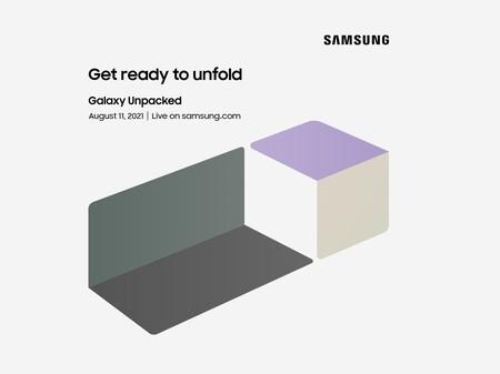 Es oficial, el próximo Galaxy Unpacked será el 11 de agosto: Samsung adelanta la presentación de dos smartphones plegables