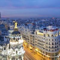 ¿Cuáles son las embajadas de G'vine en MBFW Madrid?
