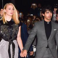 Llegó el día, y ha sido a lo grande: Joe Jonas y Sophie Turner se casan en Las Vegas