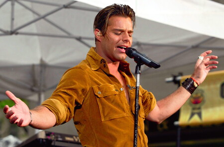 Ricky Martin concierto