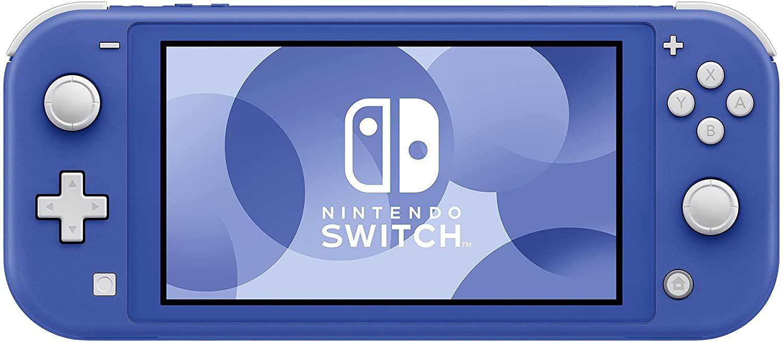 Nuevo Nintendo Switch Lite color azul (preventa)