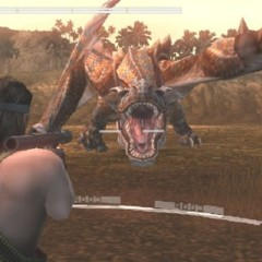 Foto 2 de 5 de la galería metal-gear-vs-monster-hunter en Vida Extra