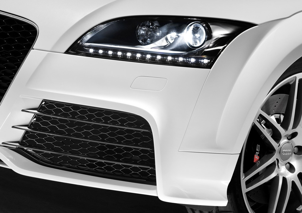 Foto de Audi TT RS, fotos oficiales (11/15)