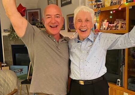 Wally Funk es la astronauta de 82 años que nunca pudo ir al espacio con la NASA: ahora lo hará con Jeff Bezos en la New Shepard