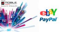 MWC 2013: Sigue en directo las novedades de Ebay y Paypal