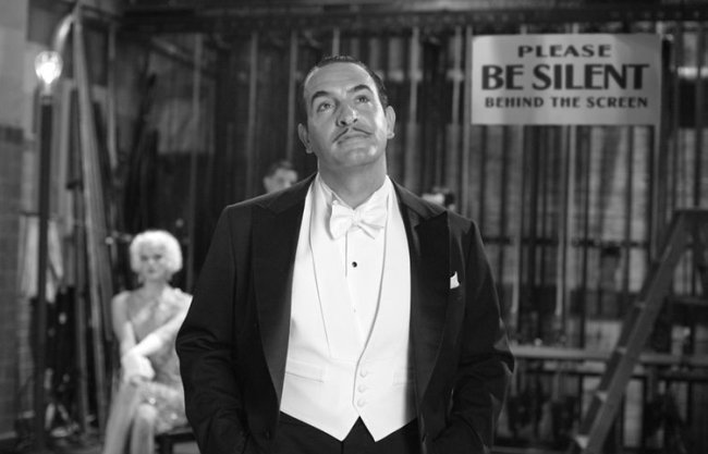 Jean Dujardin en The Artist