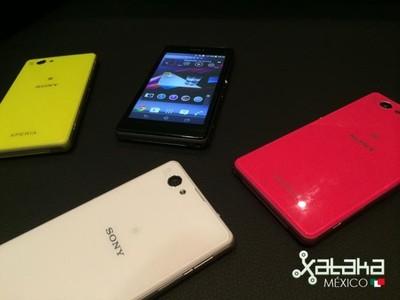 Sony Xperia Z1 Compact, primeras impresiones