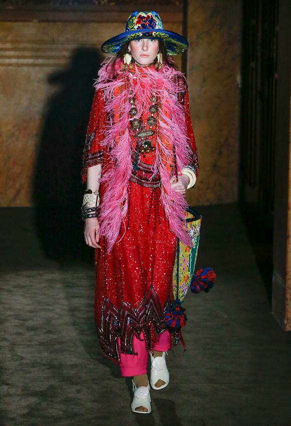 Foto de Gucci Primavera-Verano 2019 (1/84)