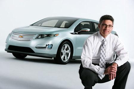 Primeras imágenes del Chevrolet Volt de producción