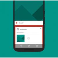 Este alucinante concepto nos enseña una nueva forma de compartir contenido en Android