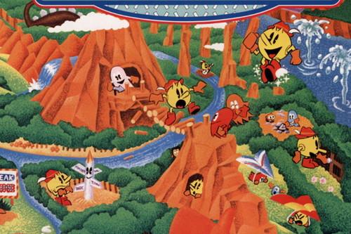 Retroanálisis de Pac-Land, el pionero salto a las plataformas por parte del icónico Pac-man