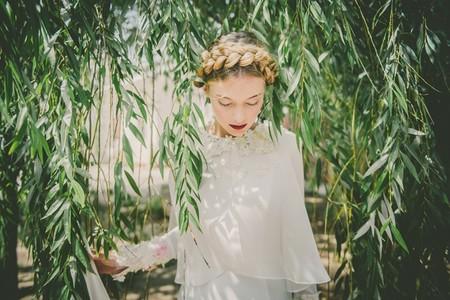 Ocho recogidos perfectos para novias de otoño (y también para invitadas)