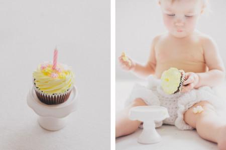 Cupcake bebé