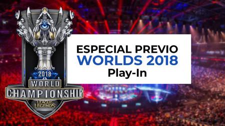 Un repaso a los 24 equipos de Worlds 2018 de LoL: Play-In